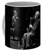 Lee Konitz 1 B And W Coffee Mug
