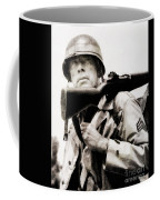 Lee Marvin, Vintage Actor Coffee Mug