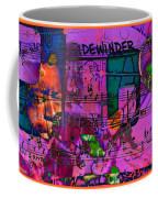 Lee Sidewinder Morgan Coffee Mug