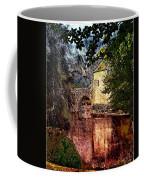 Leeds Castle Gatehouse And Moat Coffee Mug