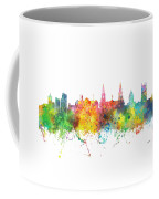 Leeds England Skyline Coffee Mug