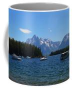 Leek Marina Coffee Mug