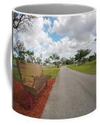 Left Bench Coffee Mug