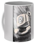 Left Off The Hook Coffee Mug