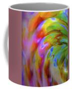 Left Side Faerie Wing Coffee Mug