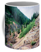 Leftovers From Sunnyside Mill Coffee Mug by Lana Trussell
