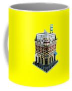Lego Corner Shop And Apartments Coffee Mug