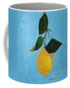 Lemon Drop Coffee Mug