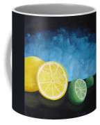 Lemon Lime Coffee Mug