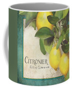 Lemon Tree - Citronier Citrus Limonum Coffee Mug