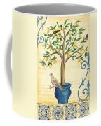 Lemon Tree Of Life Coffee Mug by Debbie DeWitt