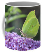 Lemon Wings Coffee Mug