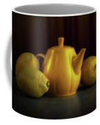 Lemon Yellow Coffee Mug