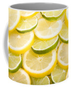 Lemons And Limes Coffee Mug