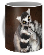 Lemur Coffee Mug