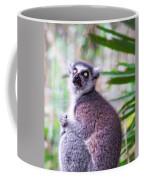 Lemur's Gaze Coffee Mug