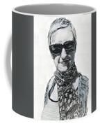 Lena Noble, Portrait Coffee Mug