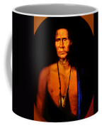 Lenape Chief Coffee Mug