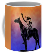 Lenape Indian Chief Coffee Mug