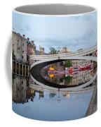 Lendal Bridge Reflection  Coffee Mug