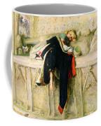 L'enfant Du Regiment Coffee Mug by Sir John Everett Millais