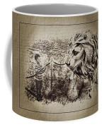 L'enfant Et Le Lion  Coffee Mug