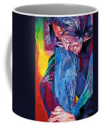 Lennon In Repose Coffee Mug