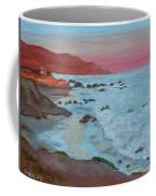 Leo Carillo Beach Afternoon II Coffee Mug
