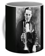(leon) Bix Beiderbecke Coffee Mug by Granger
