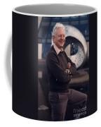 Leon Lederman, American Physicist Coffee Mug