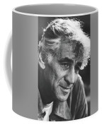 Leonard Bernstein 1970 Coffee Mug