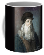 Leonardo Da Vinci - To License For Professional Use Visit Granger.com Coffee Mug