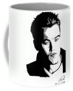 Leonardo Dicaprio Portrait Coffee Mug