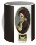 Leonhard Euler, 1707-1783 Coffee Mug