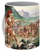 Leonidas Bids Farewell To Allies Coffee Mug