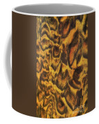 Leopard In The Sand Coffee Mug