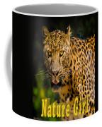 Leopard Nature Girl Coffee Mug