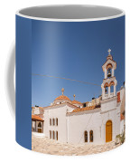 Lerapetra Church Square Pano Coffee Mug