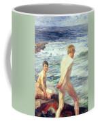Les Baigneurs Coffee Mug