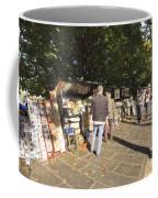 Les Bouquinistes Coffee Mug