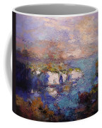 Les Calanques In Bright Light IIi Coffee Mug