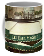 Les Deux Magots - #1 Coffee Mug