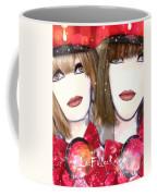 Les Filles Rouget Coffee Mug