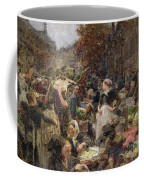 Les Halles Coffee Mug