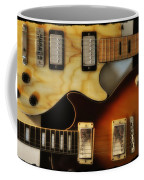 Les Paul - Come Together Coffee Mug
