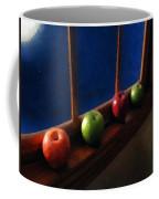 Les Pommes De La Lune Coffee Mug