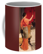 Lesbia With Her Sparrow Coffee Mug