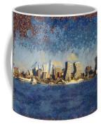Less Wacky Philly Skyline Coffee Mug