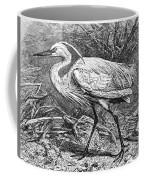Lesser Egret Coffee Mug