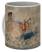 Lesser Prairie Chicken Coffee Mug